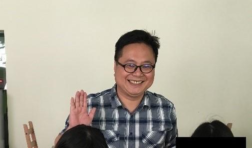 賀湘邦老師
